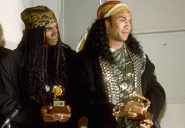 Milli Vanilli. Biggest Entertainment Flops.