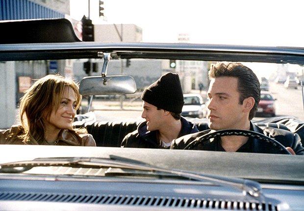 GIGLI protagonizada por Jennifer López, Justin Bartha y Ben Affleck, 2003 - Los mayores fracasos en la industria del entretenimiento