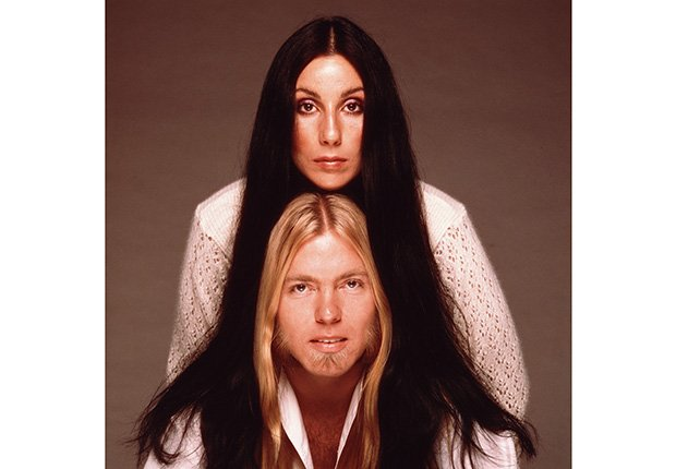 Greg Allman and Cher. Biggest Entertainment Flops.
