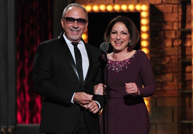 Emilio y Gloria Estefan - Latinos Boomers influyentes