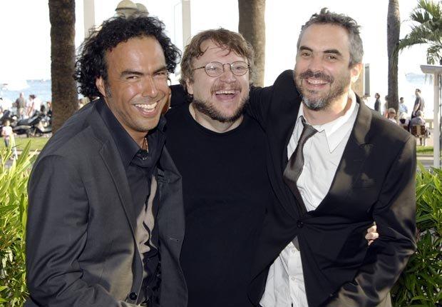 Alejandro Gonzalez Inarritu, Guillermo Del Toro y Alfonso Cuarón - Latinos Boomers influyentes
