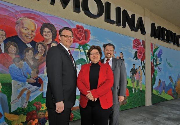 J. Mario Molina, Martha Molina Bernadett  y John Molina - Latinos Boomers influyentes