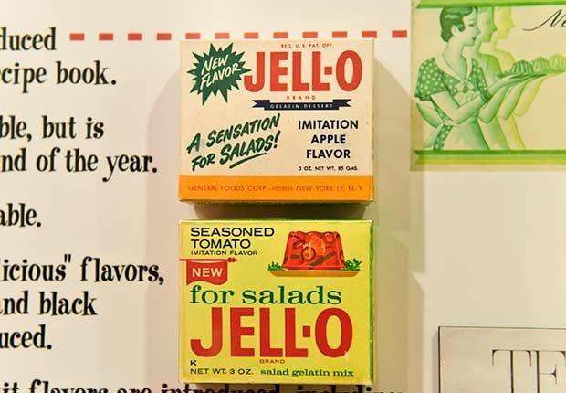 Jell-O - Los mayores fracasos alimenticios de la generación Boomer