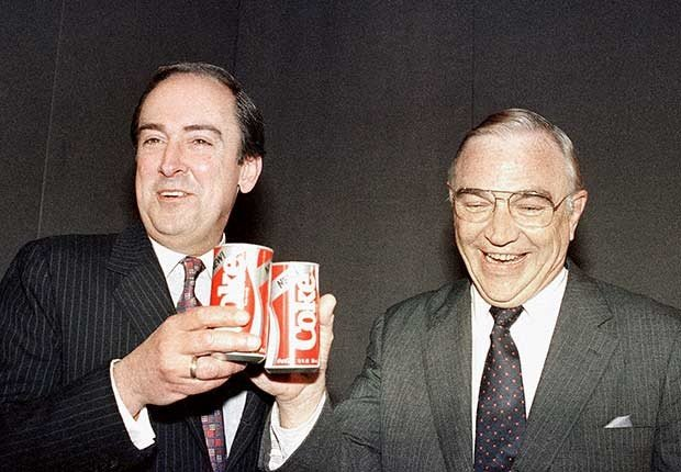 Nueva Coke - Los mayores fracasos alimenticios de la generación Boomer