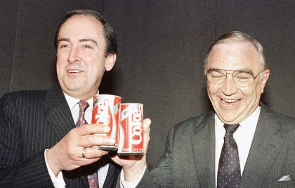 Biggest Food Flops of the Boomer Generation New Coke