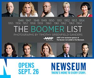 The Boomer List book with photographs by Timothy Greenfield-Sanders