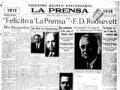 La Prensa - Periódicos hispanos que hicieron historia