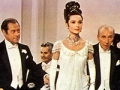 Audrey Hepburn, Rex Harrison at left and Wilfrid Hyde-White, My Fair Lady 50th anniversary