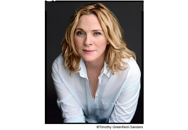 The Boomer List, Kim Cattrall, actor