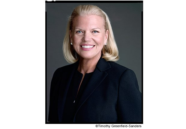 The Boomer List, Virginia Rometty