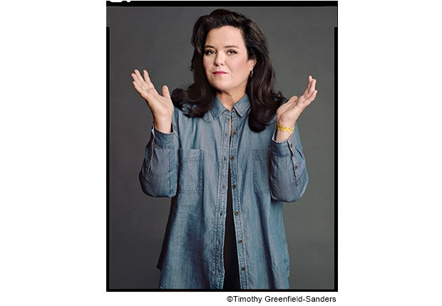 The Boomer List, Rosie O'Donnell, entertainer