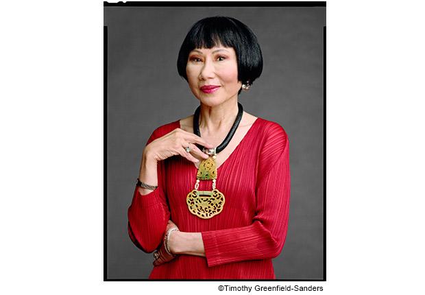 The Boomer List, Amy Tan, author