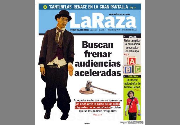 La Raza - Periódicos hispanos que hicieron historia