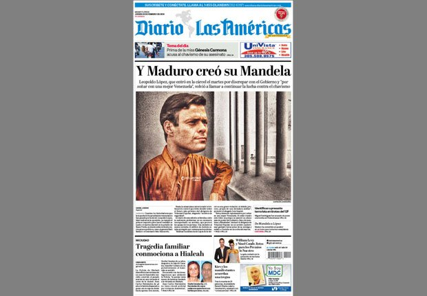 Diario las Américas - Periódicos hispanos que hicieron historia