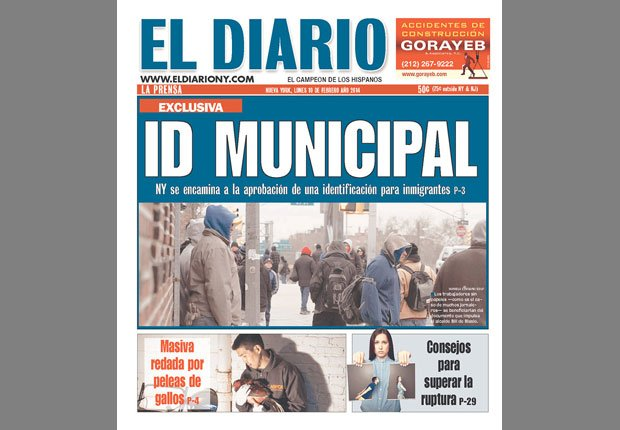 El Diario - Periódicos hispanos que hicieron historia