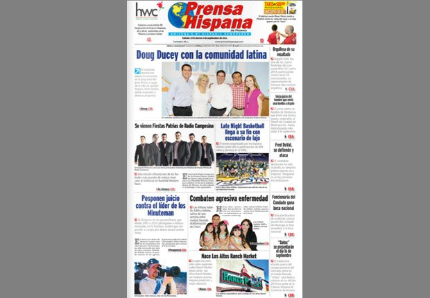 Prensa Hispana - Periódicos hispanos que hicieron historia