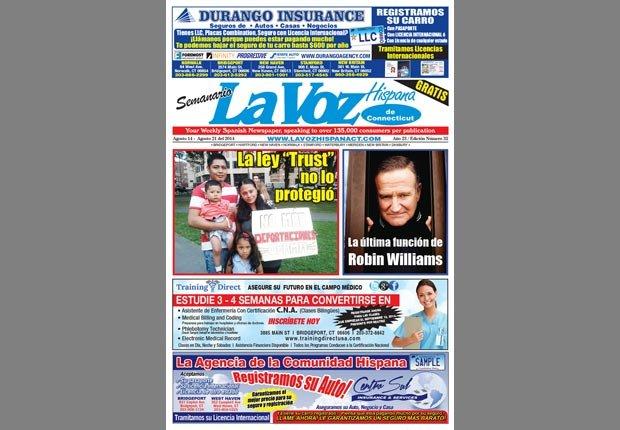 La Voz Hispana- Periódicos hispanos que hicieron historia