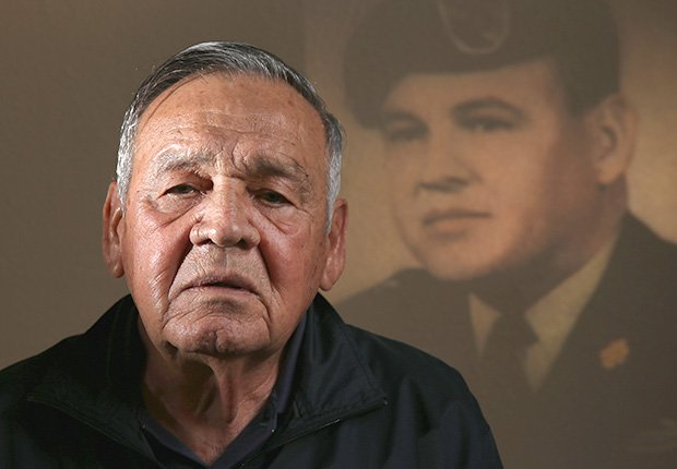 José Rodela Vietnam Veteranos hispanos