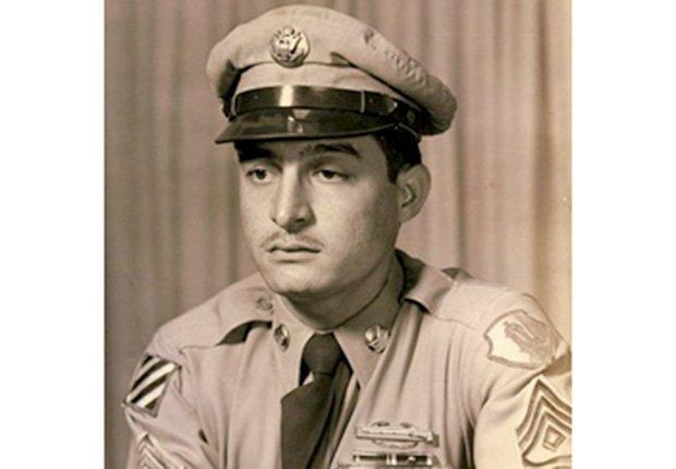Juan E. Negron Corea Veteranos hispanos