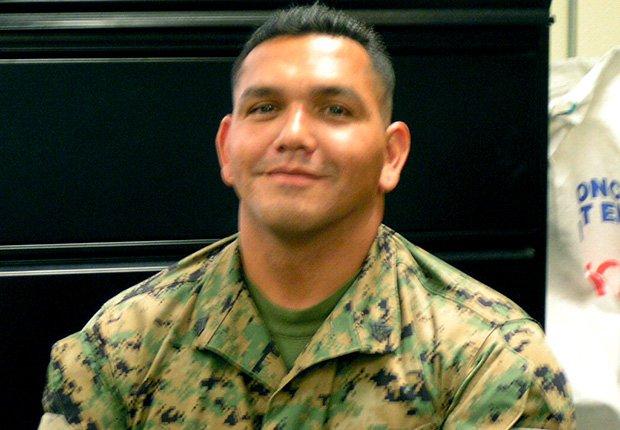 Luis Daniel Almaguer Veteranos hispanos