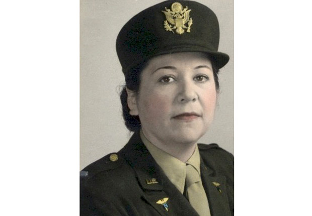 Maria Dolores Hernández Veteranos hispanos