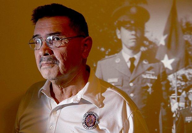 Santiago Erevia Vietnam Veteranos hispanos