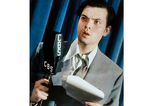 Orson Welles Reading War Of The Worlds