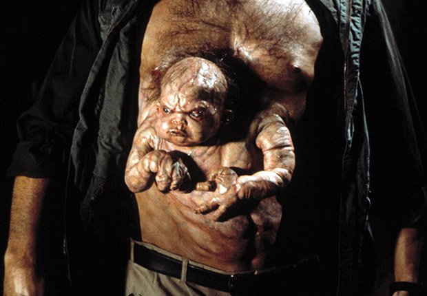 Quato from the movie, Total Recall