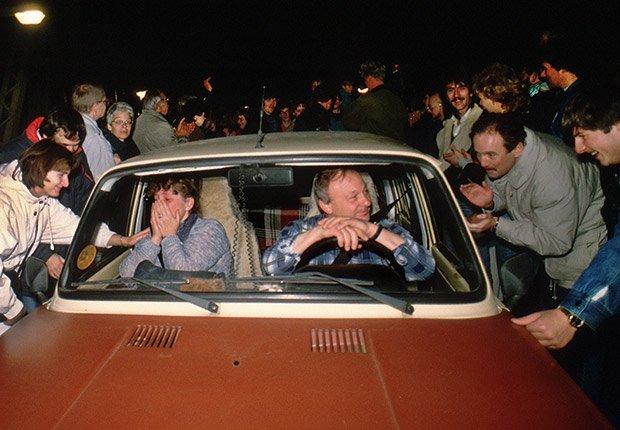 Noviembre 9, 1989. 25 años de aniversario de la caída del muro de Berlín
