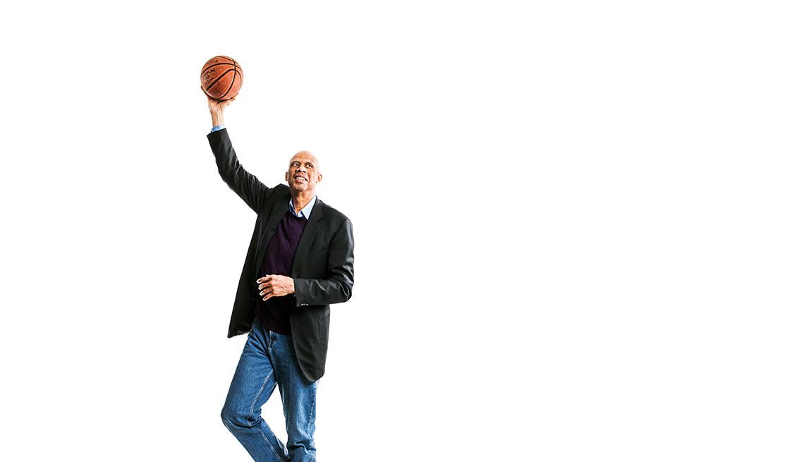 Kareem Abdul-Jabbar, Basketball legend, Documentary film