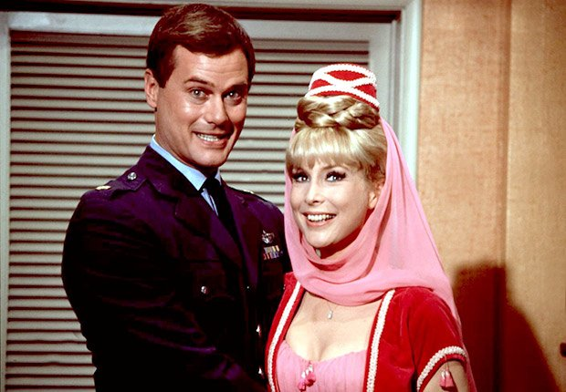 Great Romances - I Dream of Jeannie