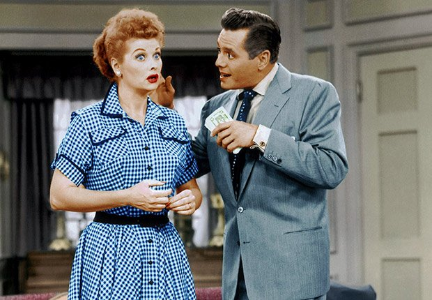 Great Romances- I Love Lucy