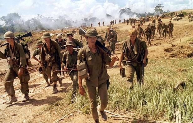 199th Infantry Brigade in Cambodia