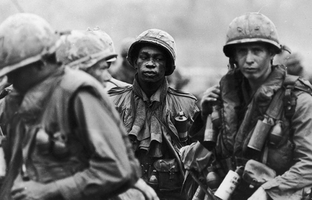 The Khe Sanh siege  in 1968