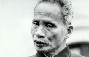 Primer Ministro de Vietnam del Norte, Pham Van Dong