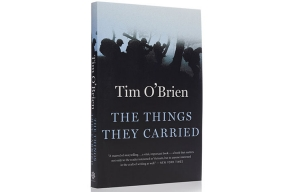 Portada del libro 'The Things They Carried' de Tim O'brien