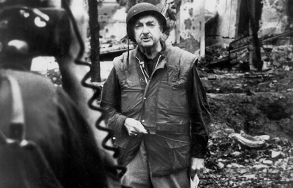 Walter Cronkite in Vietnam