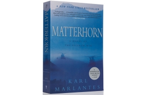 Portada del libro Matterhorn de Karl Marlantes