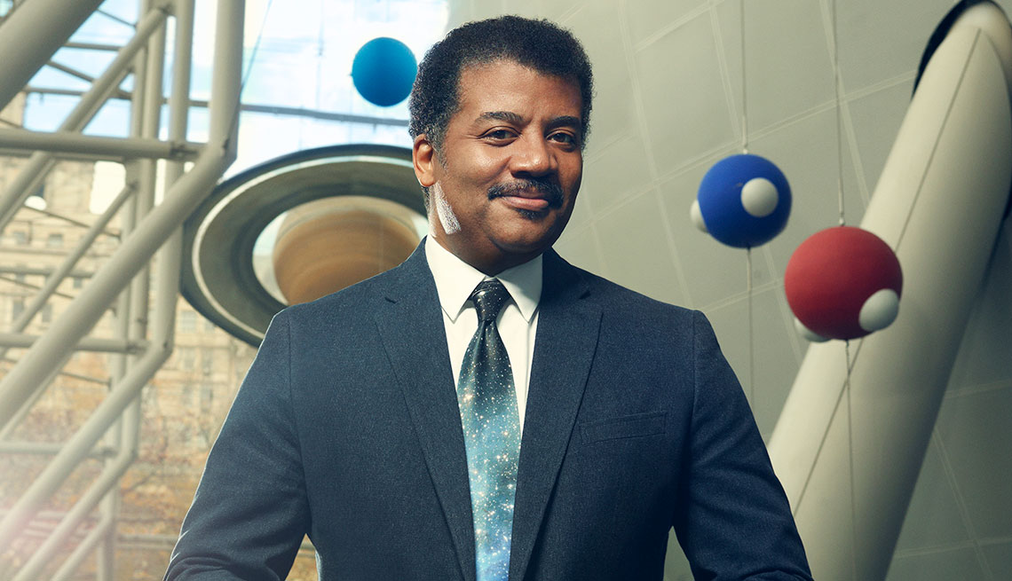 Astrophysicist Neil deGrasse Tyson