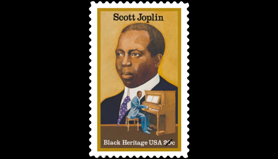 Scott Joplin stamp