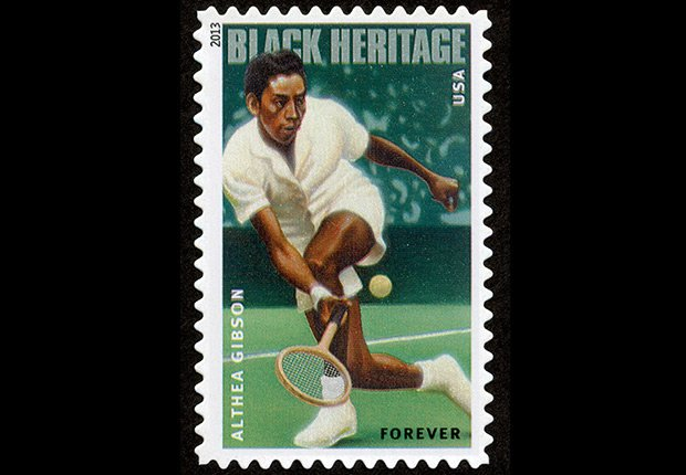 african american �stamp of honor� 16 african americans