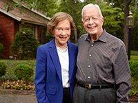 Perfil de Rosalynn y Jimmy Carter