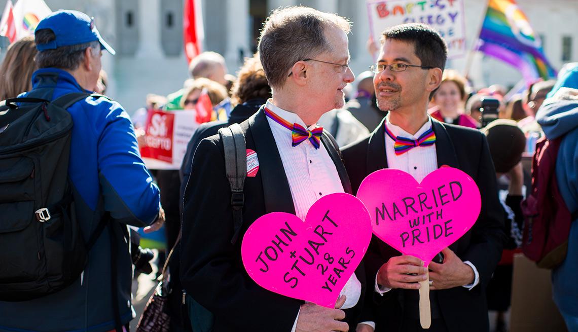 relaciones matrimonio gay
