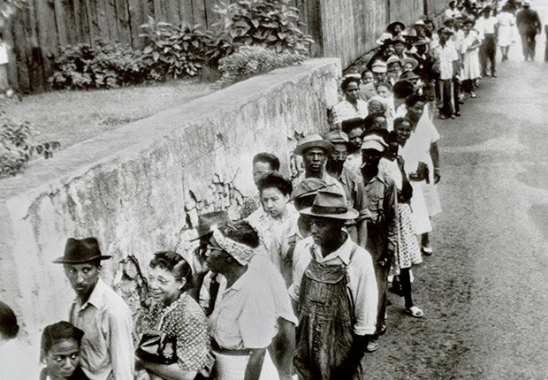 discrimination and the voting rights act of 1965 essay Voting rights act of 1965  it was clear even at that time that there was an obvious discrimination between men, women,  essay writing tutorials.