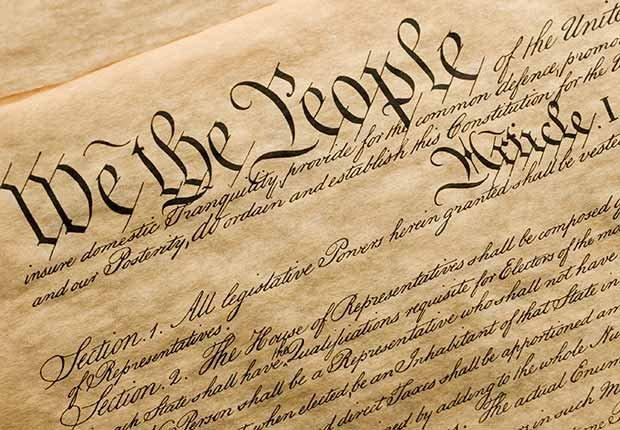 15 enmienda de la constitución