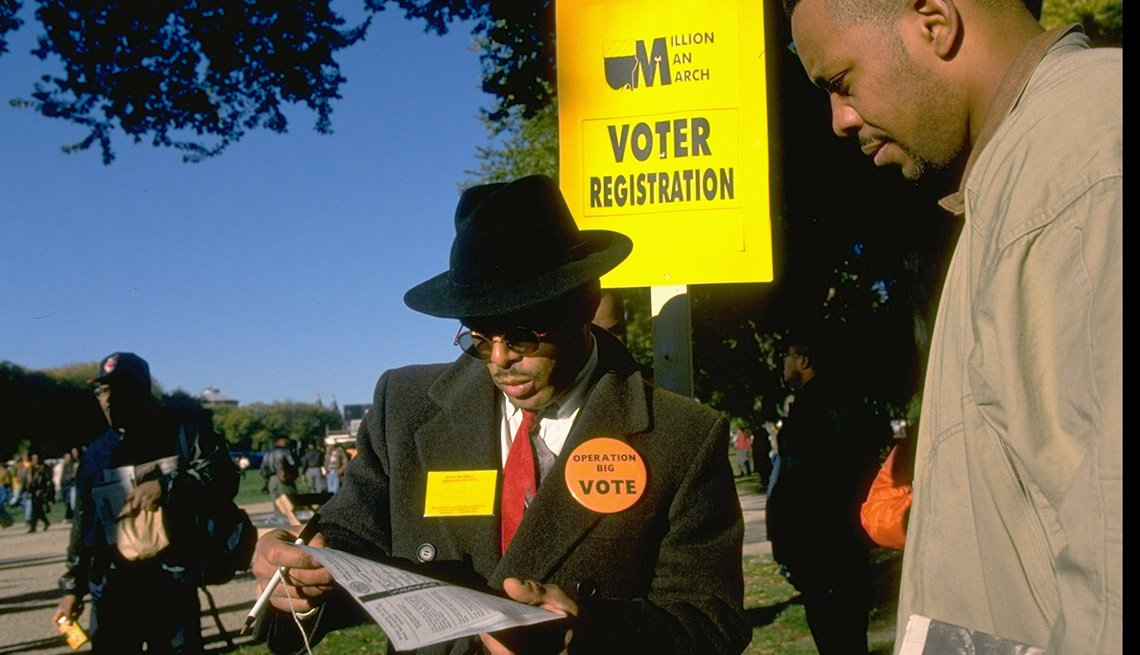 The march spurred widespread campaigns to register African American voters across the country.