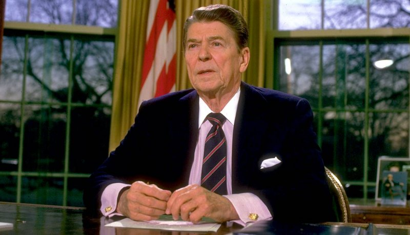 Peggy Noonan Recalls One of President Reagan's Finest Moments