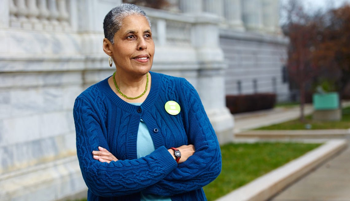 Activist Barbara Smith