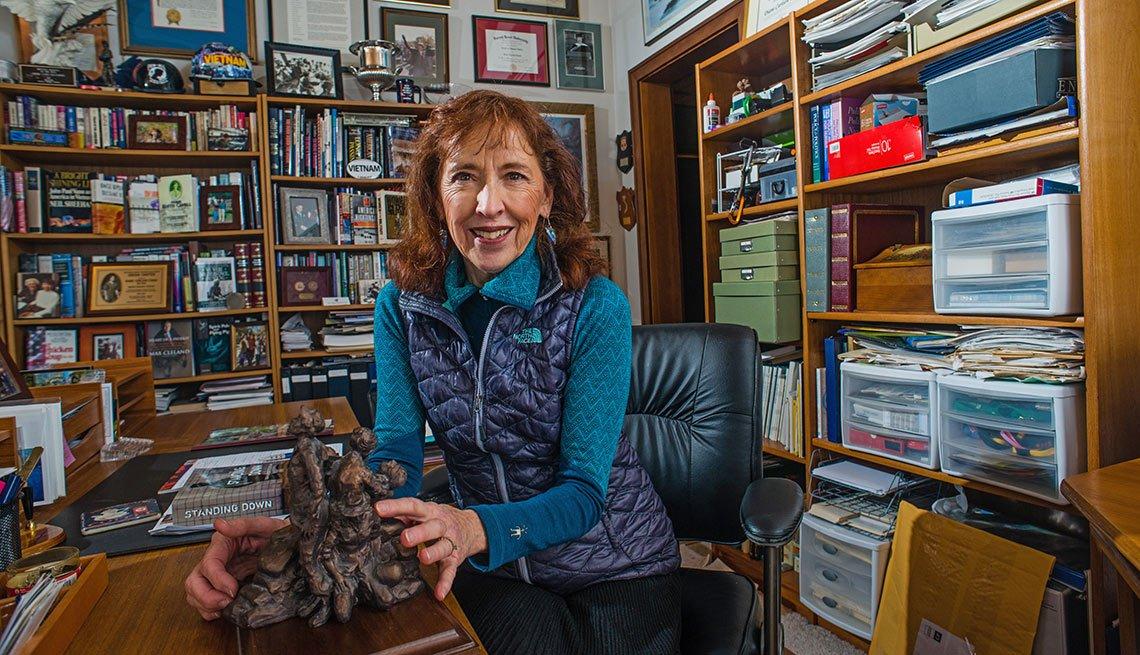 Boomers at 70, Diane Carlson Evans