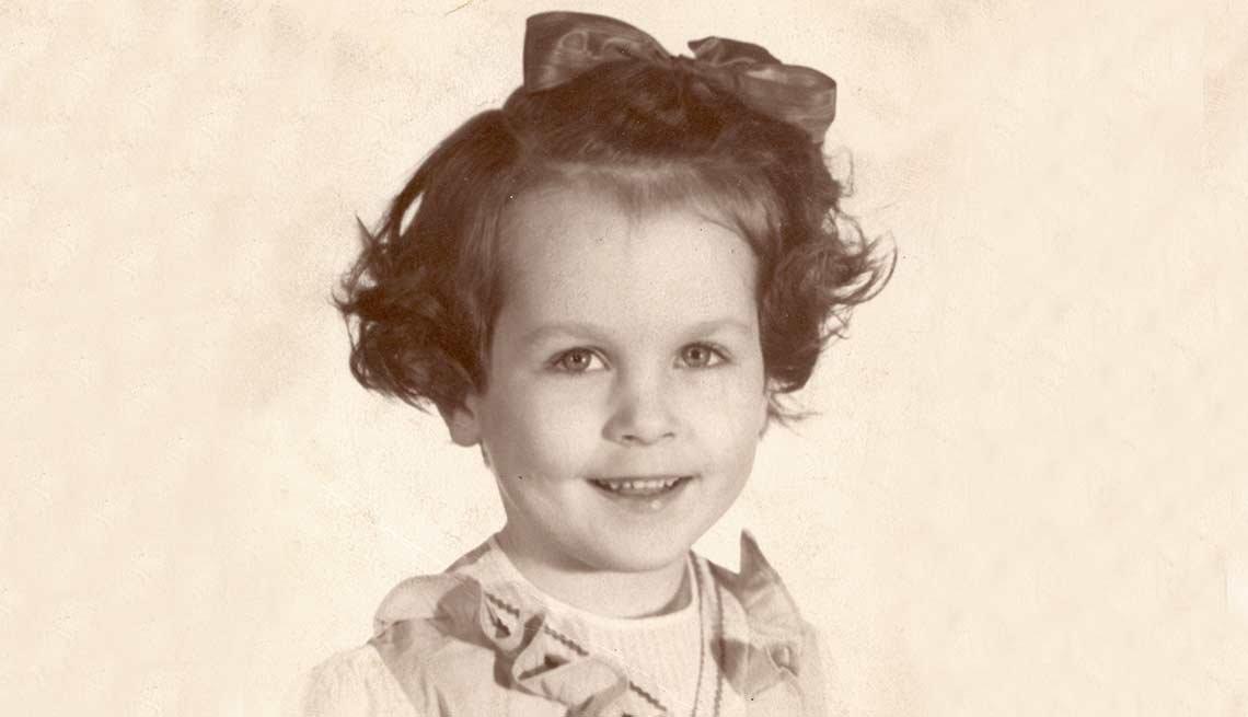 Boomers at 70, Kathleen Casey-Kirschlin at age 8